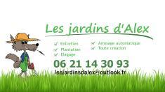 LES JARDINS D'ALEX